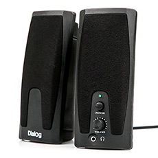 Speakers Dialog AC-21UP Black