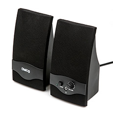 Speakers Dialog AC-22UP Black