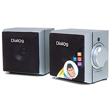 Speakers Dialog AD-01U Silver