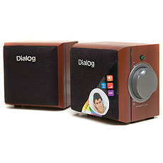 Speakers Dialog AD-01U Cherry