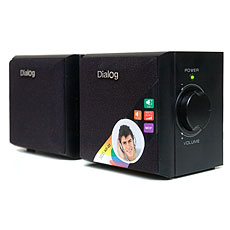 Speakers Dialog AD-03 Black