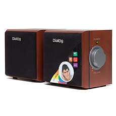 Speakers Dialog AD-03 Cherry