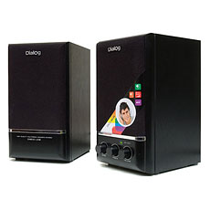 Speakers Dialog AD-05 Black