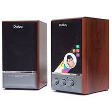 Speakers Dialog AD-05 Cherry