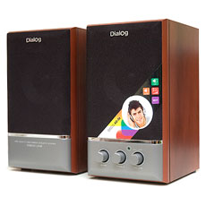 Speakers Dialog AD-06 Cherry