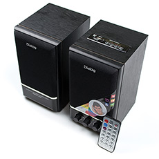 Speakers Dialog AD-07 Black