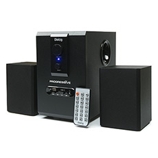 2.1 Speakers Dialog AP-150 Black