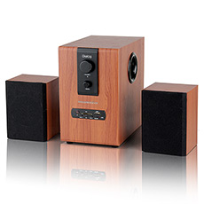 2.1 Speakers Dialog AP-150 Brown