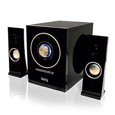 2.1 Speakers Dialog AP-160