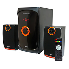 2.1 Speakers Dialog AP-200
