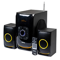 2.1 Speakers Dialog AP-208