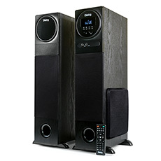 2.0 Speakers Dialog AP-2300 Black