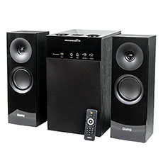 2.1 Speakers Dialog AP-250 Black