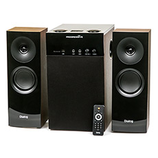 2.1 Speakers Dialog AP-250 Brown