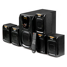 5.1 Speakers Dialog AP-505