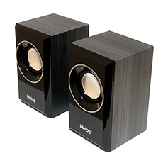Speakers Dialog AST-15UP Black