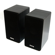 Speakers Dialog AST-20UP Black