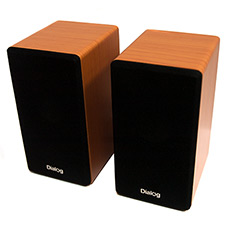 Speakers Dialog AST-20UP Walnut