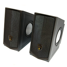 Speakers Dialog AST-30UP Black