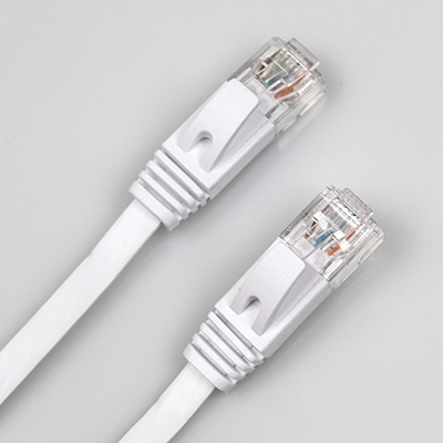 Flat patch cable 1.5m CN-0115F White main photo