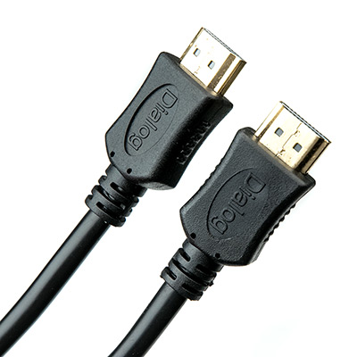 Кабель HDMI v1.4 1м CV-0110 Black main photo