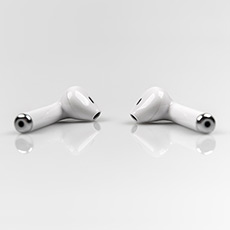 Bluetooth headset Dialog ES-15BT White