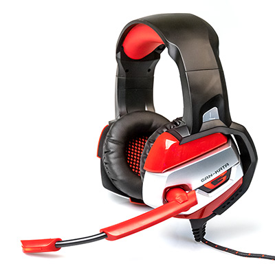 Gaming headset HGK-37L Red main photo