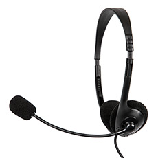 Headset Dialog M-201A