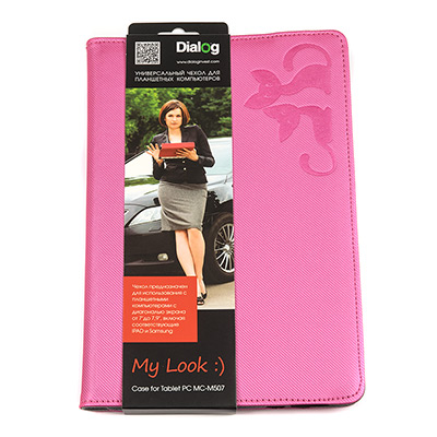 Tablet case MC-M507 Pink main photo