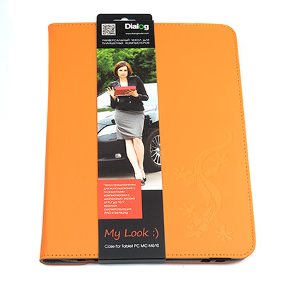 Tablet case MC-M510 Orange main photo