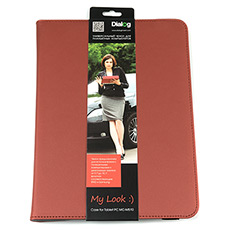 Tablet case Dialog MC-M510 Red