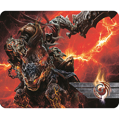Mouse pad PGK-03 Warrior main photo