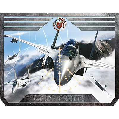 Mouse pad PGK-07 Plane main photo