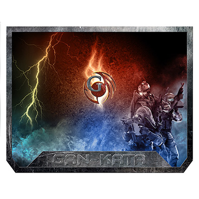 Mouse pad PGK-07 Soldier main photo