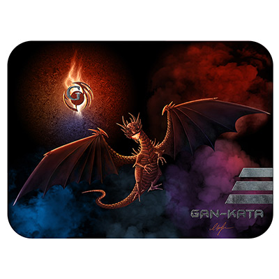 Mouse pad PGK-20 Dragon main photo