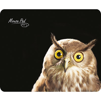 Mouse pad PM-H15 Owl main photo