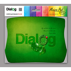 Mouse pad Dialog PM-H20 Green