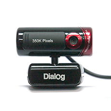 Dialog WC-20U Black-Red