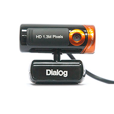 Dialog WC-21U Black-Orange