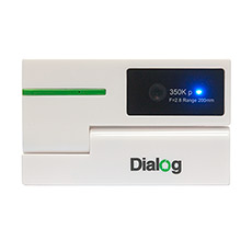 Веб-камера Dialog WC-50U White-Green