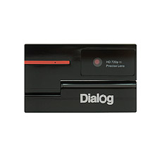 Веб-камера Dialog WC-51U Black-Red