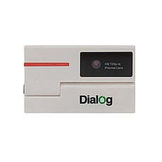 Dialog WC-51 White-Red